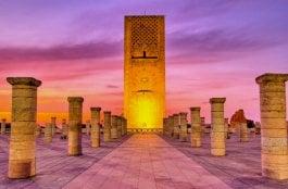 O Que Fazer em Rabat no Marrocos