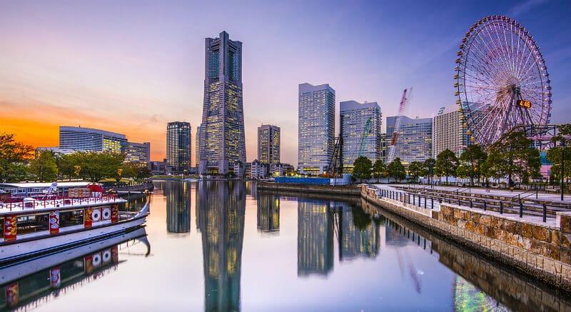 O Que Fazer em Yokohama no Japão