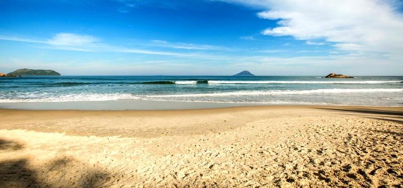 O Que Fazer em Juquehy: Praia