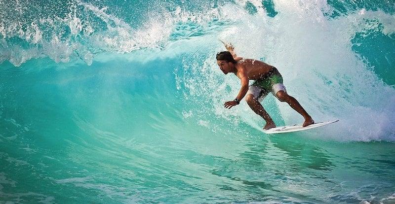 O Que Fazer na Praia da Baleia: Esportes
