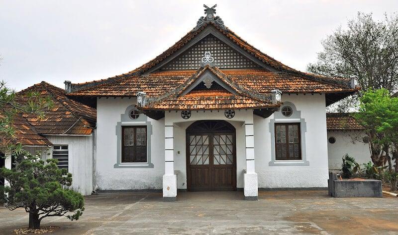 O Que Fazer em Marília: Templo Tenrikyo