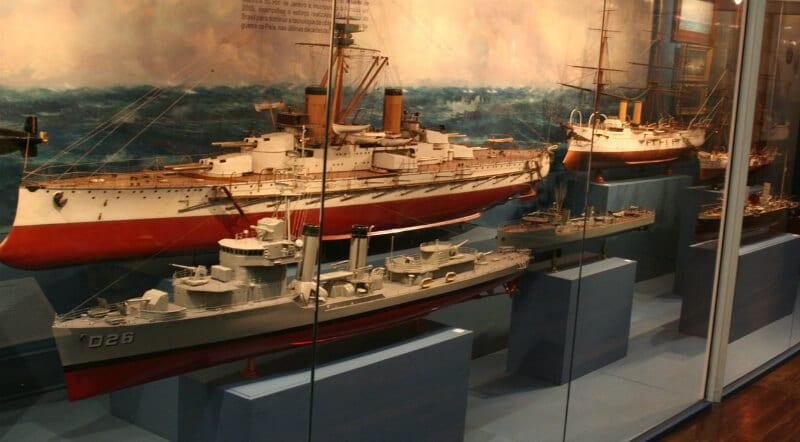 O Que Fazer em Bombinhas: Museu Naval Casa do Homem do Mar e o Museu e Aquário Marinho