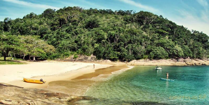 O Que Fazer em Caraguatatuba: ilha do Tamanduá