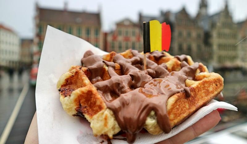 O Que Fazer em Gante: Gastronomia