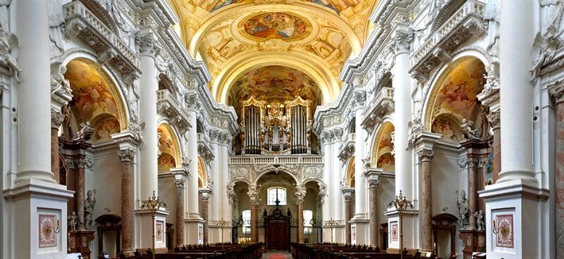 O Que Fazer em Linz: Stift St. Florian