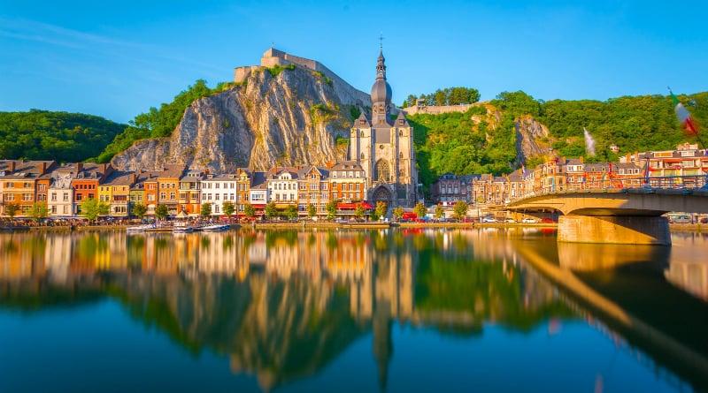 O Que Fazer em Namur: Passeio de barco