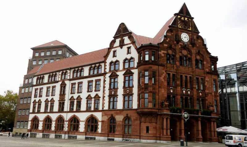 O Que Fazer em Dortmund: Altstadt e Altes Stadthaus