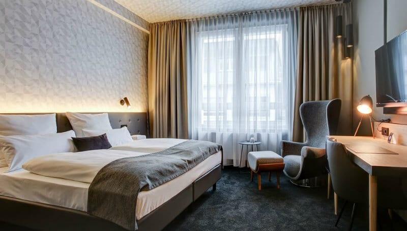 O Que Fazer em Dortmund: Hotel