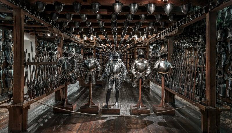 O Que Fazer em Graz na Áustria: Armory de Styrian