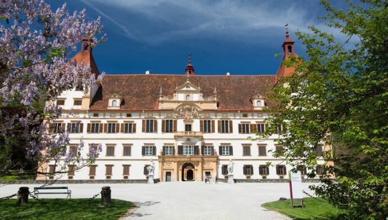 O Que Fazer em Graz na Áustria: Eggenberg Palace