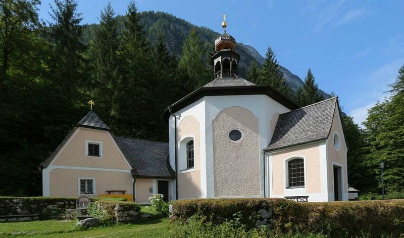 O Que Fazer em Hallstatt: Igreja de Kalvarienberg