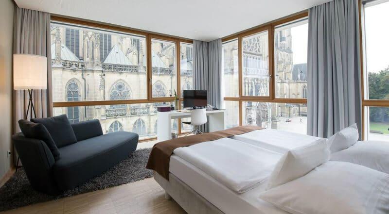 O que fazer em Linz: Hotel