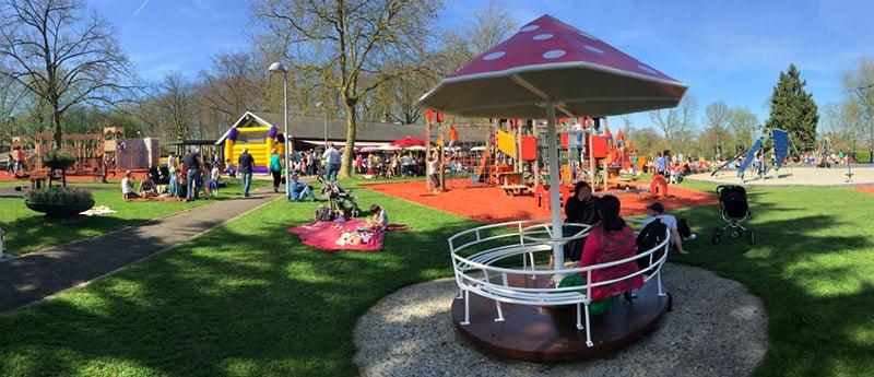 O Que Fazer em Namur: Parc Attractif Reine Fabiola
