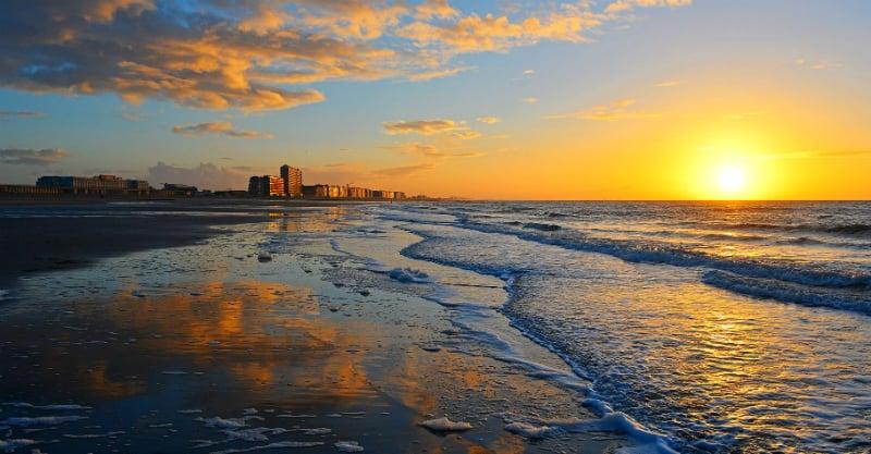 O Que Fazer em Ostend: praia