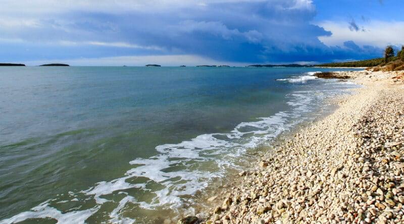 O Que Fazer em Rovinj: Praias