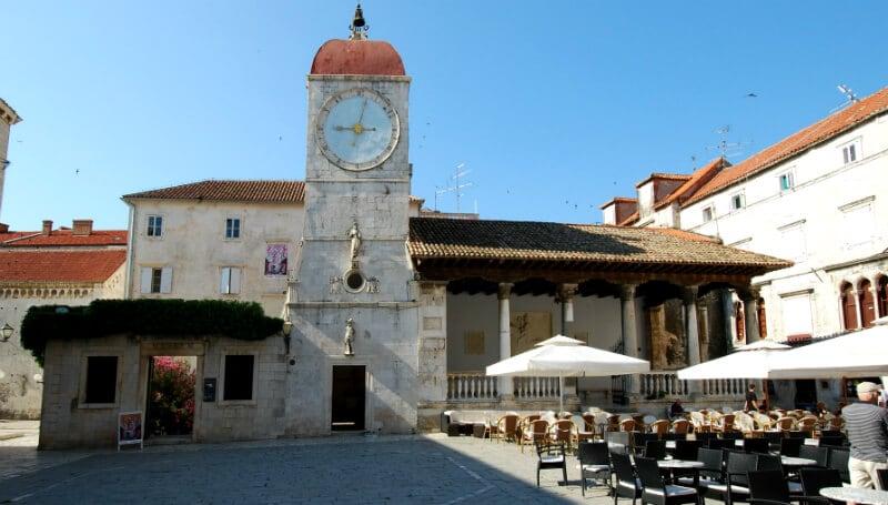 O Que Fazer em Trogir: Palácio Garagnin-Fanfogna